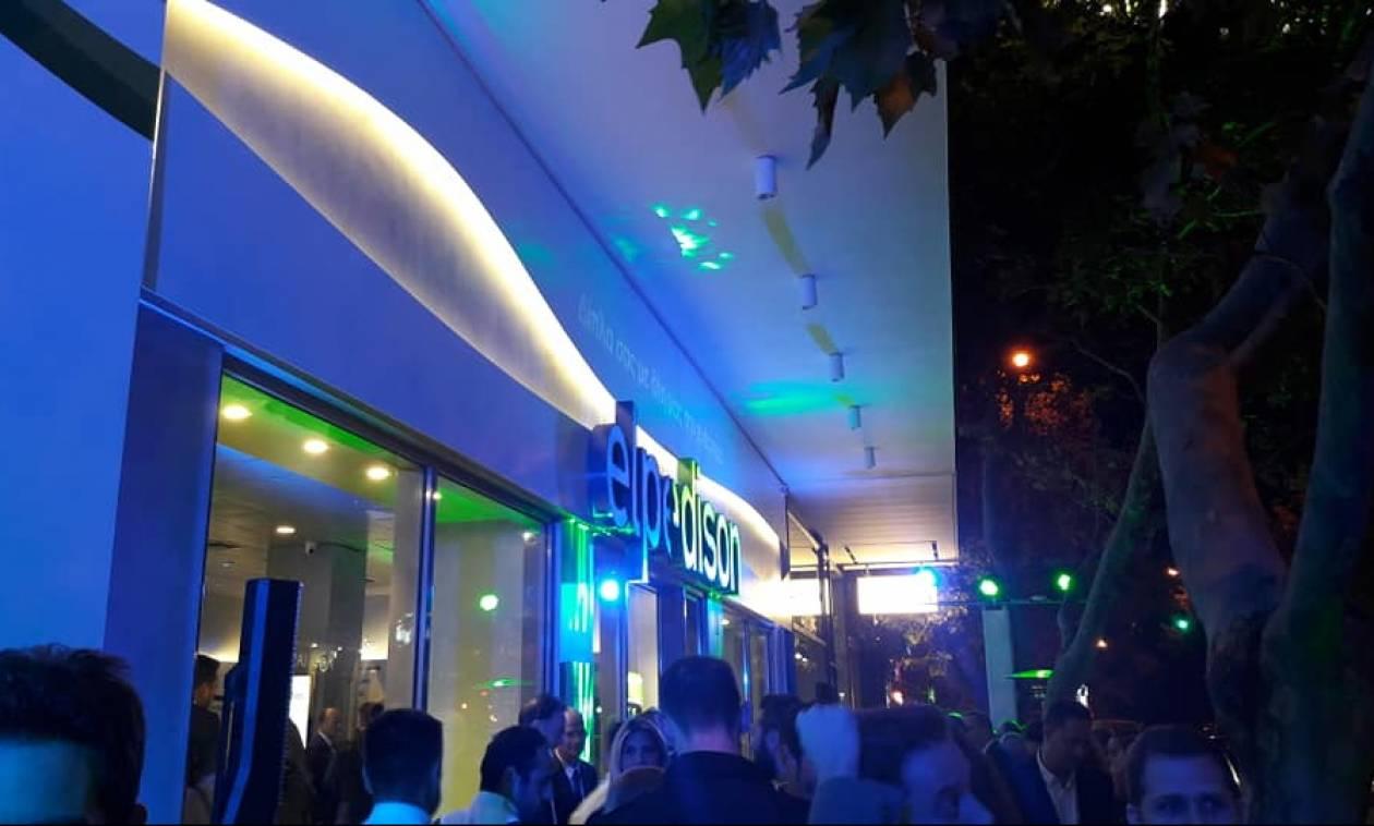 Το πρώτο κατάστημα της ELPEDISON στην Κηφισιά