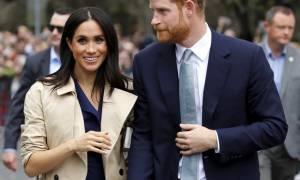 Τι είναι το μυστηριώδες μαύρο δαχτυλίδι που φοράει συνέχεια ο Πρίγκιπας Harry;
