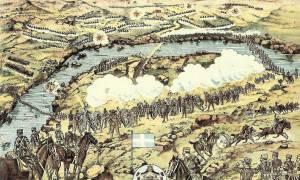 Σαν σήμερα το 1912 αρχίζει στα Γιαννιτσά μία από τις σημαντικότερες μάχες του Α' Βαλκανικού Πολέμου