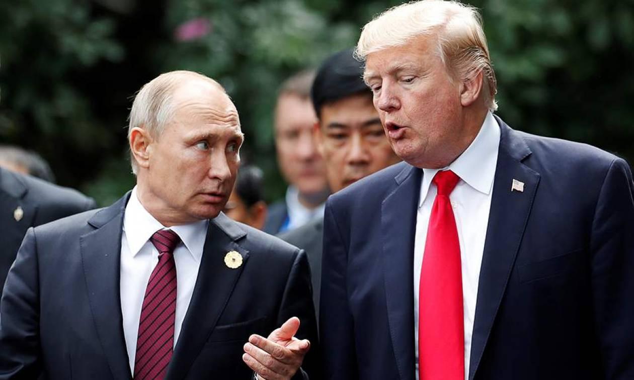 Πούτιν: Ο Τραμπ δεν ακούει μόνο τον εαυτό του, ακούει και μένα! - Τι είπε για Κασόγκι