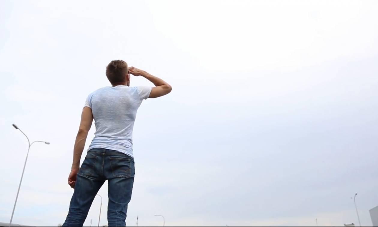 Σύρος: Κοίταξαν τον ουρανό και νόμιζαν πως «έπιασαν» την καλή! Η αλήθεια τούς πόνεσε (pics)