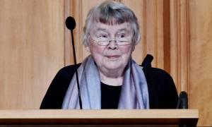 Σουηδία: Πέθανε η Λίσμπετ Πάλμε, χήρα του δολοφονημένου πρωθυπουργού Ούλωφ Πάλμε