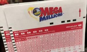 Το Mega Millions μοιράζει το εξωπραγματικό ποσό του 1 δισ. δολαρίων!