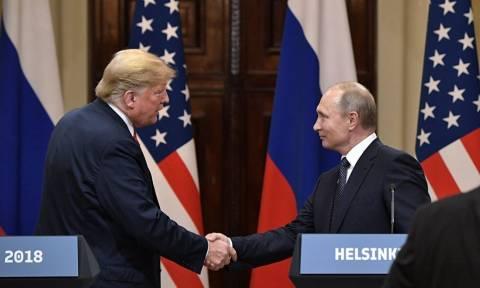 Песков рассказал об отношениях Путина и Трампа