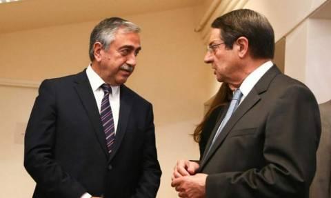 Никос Анастасиадис и Мустафа Акынджи 26 октября проведут очередную встречу