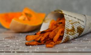 Η συνταγή της ημέρας: Chips κολοκύθας