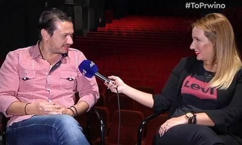 Σταύρος Νικολαΐδης: Δε φαντάζεστε τι του ζήτησε η γυναίκα του στο πρώτο ραντεβού