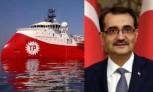 Προκαλεί ο Τούρκος υπουργός Ενέργειας: To Barbaros θα παραμείνει για έρευνες στην υφαλοκρηπίδα