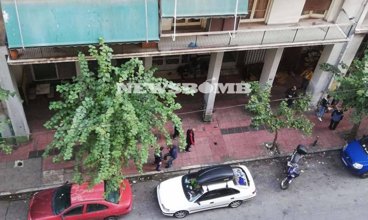 Εικόνες - σοκ: Στα ύψη η εγκληματικότητα στο Κέντρο της Αθήνας  (pics-vids)