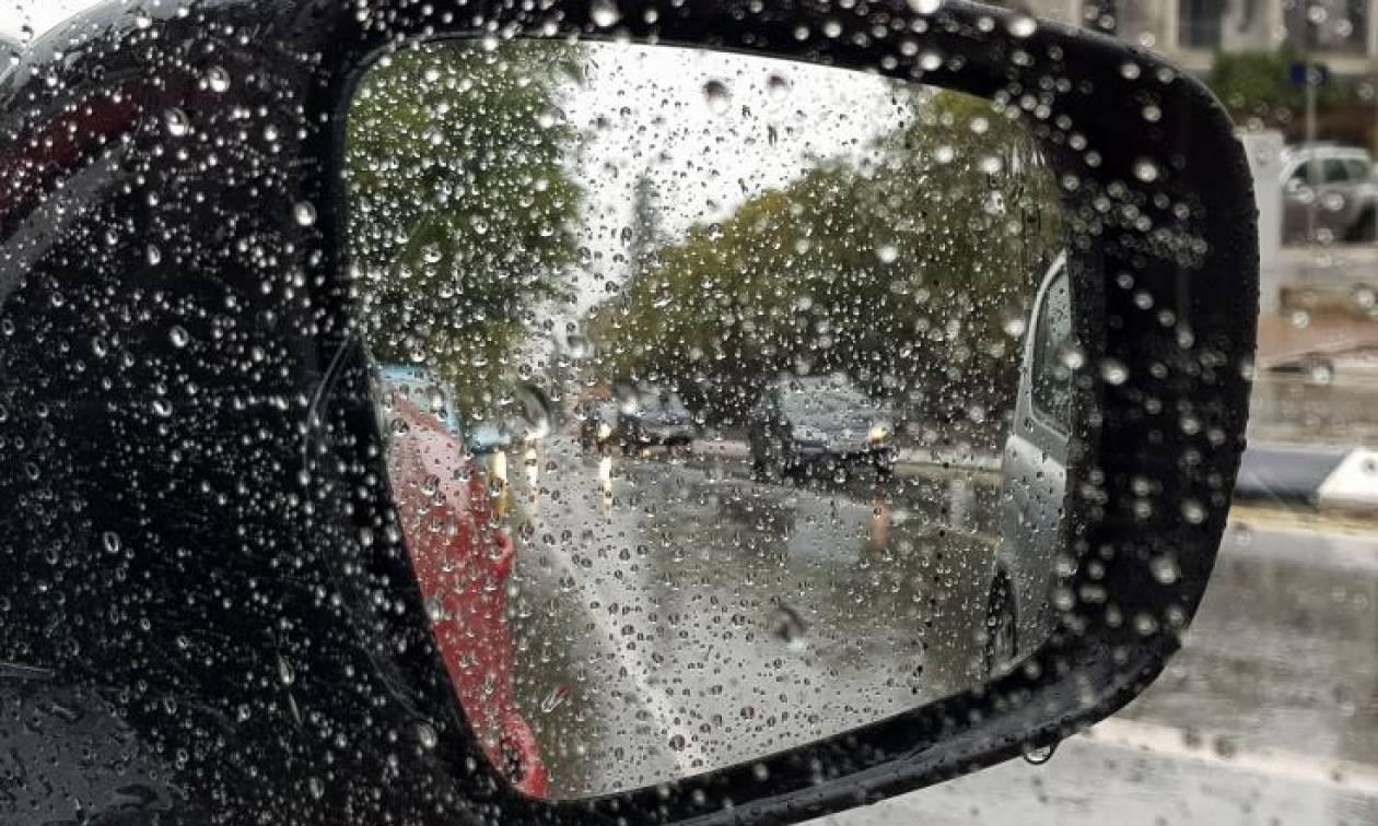 Καιρός Σαββατοκύριακο: Επιδείνωση του καιρού με βροχές και καταιγίδες - Αναλυτική πρόγνωση