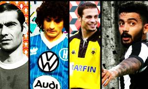 Οι ποδοσφαιριστές που σημάδεψαν με το στυλ τους το Ελληνικό Ποδόσφαιρο! (pics)