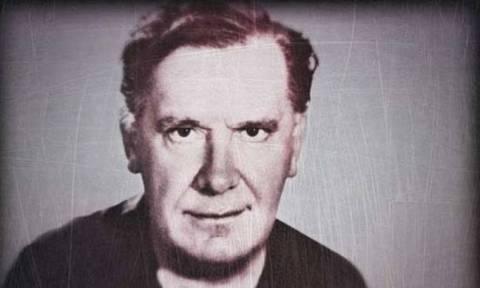 Σαν σήμερα το 1907 γεννιέται ο ζωγράφος και ποιητής Νίκος Εγγονόπουλος