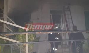Πάτρα: Η φωτιά αποκάλυψε την θλιβερή ιστορία - 45χρονος ήταν κλειδωμένος σε σπίτι για τρεις ημέρες