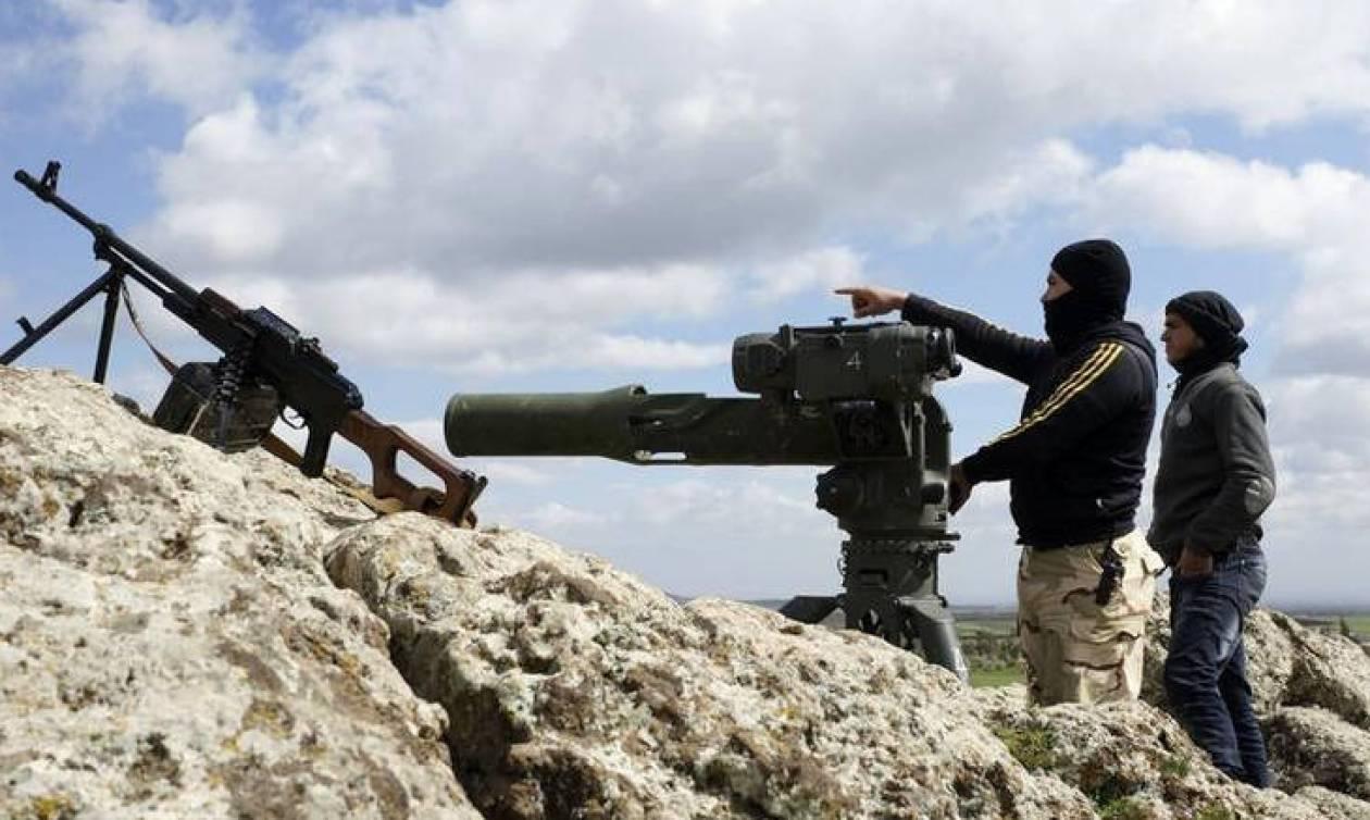 Συρία: Δεκάδες μαχητές του Ισλαμικού Κράτους νεκροί μετά από αεροπορικές επιδρομές