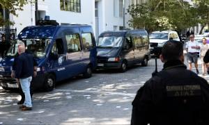Επίθεση στην πρεσβεία του Καναδά στην Αθήνα