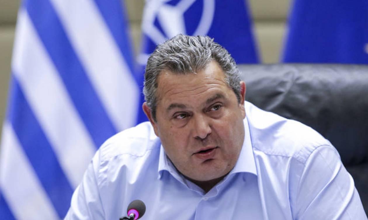Καμμένος: Καμία σύμπλευση με τους ανθέλληνες φασίστες του VMRO