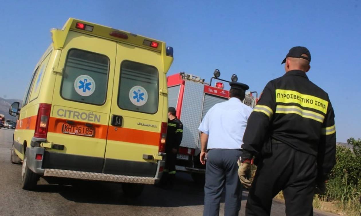 Κινηματογραφική καταδίωξη στην Καβάλα: Τουλάχιστον 13 τραυματίες