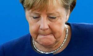 Γερμανία: Νέα δημοσκόπηση - «χαστούκι» με πτώση ρεκόρ για τη Μέρκελ