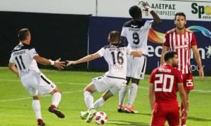 ΟΦΗ-Ολυμπιακός: 1-0: Το γκολ του αγώνα και οι καλύτερες φάσεις (video)