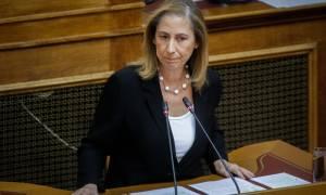 Ξενογιαννακοπούλου: 8.000 προσλήψεις στο Δημόσιο το 2019 με βάση τον κανόνα 1:1