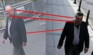 Βίντεο - ντοκουμέντο: Έντυσαν πράκτορα με τα ρούχα του Κασόγκι για να «σκεπάσουν» το έγκλημα