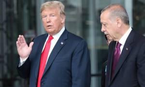 «Παρακάλια» Ερντογάν προς Τραμπ: Αφήσαμε ελεύθερο τον πάστορα, πάρε πίσω τις κυρώσεις