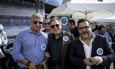 Αυτοδυναμία της «γαλάζιας» παράταξης στις εκλογές του Ιατρικού Συλλόγου Αθηνών