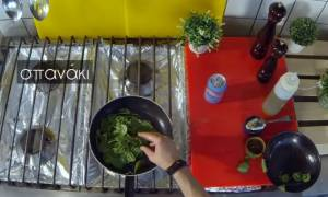 Η συνταγή της ημέρας: Σολομός με πουρέ γλυκοπατάτας