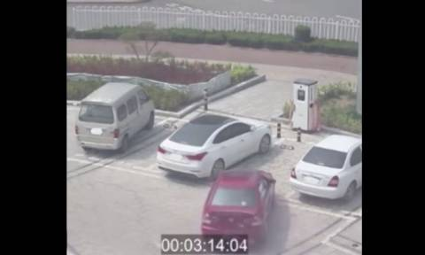 Η πιο αποτυχημένη προσπάθεια παρκαρίσματος (vid)