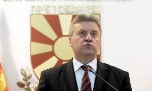 «Κεραυνοί» Ιβάνοφ: Η πλειοψηφία των βουλευτών έδρασε ενάντια στη βούληση του λαού των Σκοπίων