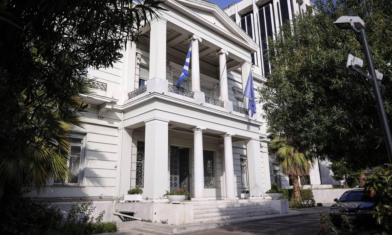 Αυστηρή απάντηση ΥΠΕΞ σε Άγκυρα: Δικαίωμα της Ελλάδας να επεκτείνει τα χωρικά της ύδατα όπως κρίνει