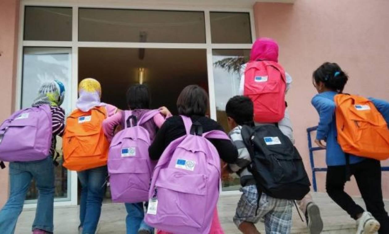 Βόλος: Απειλές κατά διευθυντή σχολείου επειδή δέχθηκε προσφυγόπουλα
