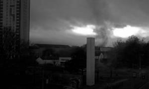 Συναγερμός στη Σκωτία: Ισχυρή έκρηξη στο κέντρο της Γλασκώβης (Pics)
