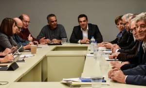 Ευρύτερες συναινέσεις για τη Συνταγματική Αναθεώρηση θέλει ο Τσίπρας