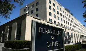 ΗΠΑ για αιγιαλίτιδα ζώνη: Θέση αρχής η στήριξη της κυριαρχίας Ελλάδας και Τουρκίας