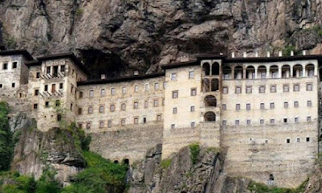 Αποκαλύφθηκε το μυστικό αιώνων στην Παναγία Σουμελά