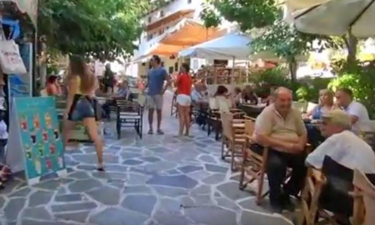 Υπέροχο βίντεο μάς «ξεναγεί» σε δύο από τα ομορφότερα χωριά της Κρήτης
