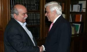 Φάκελος Κύπρου: Παραδίδονται σε Παυλόπουλο και Βούτση οι πρώτοι τέσσερις τόμοι