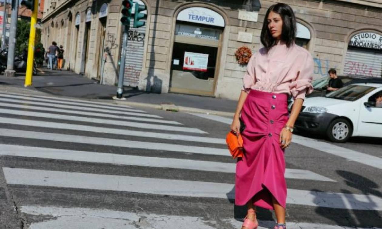 Τα 6 outfits που αποδεικνύουν ότι το ροζ έχει ακόμα θέση στη ντουλάπα σου