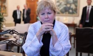 Στην Κύπρο η απεσταλμένη του ΓΓ του ΟΗΕ  - Θα συναντηθεί με Αναστασιάδη και Ακιντζί