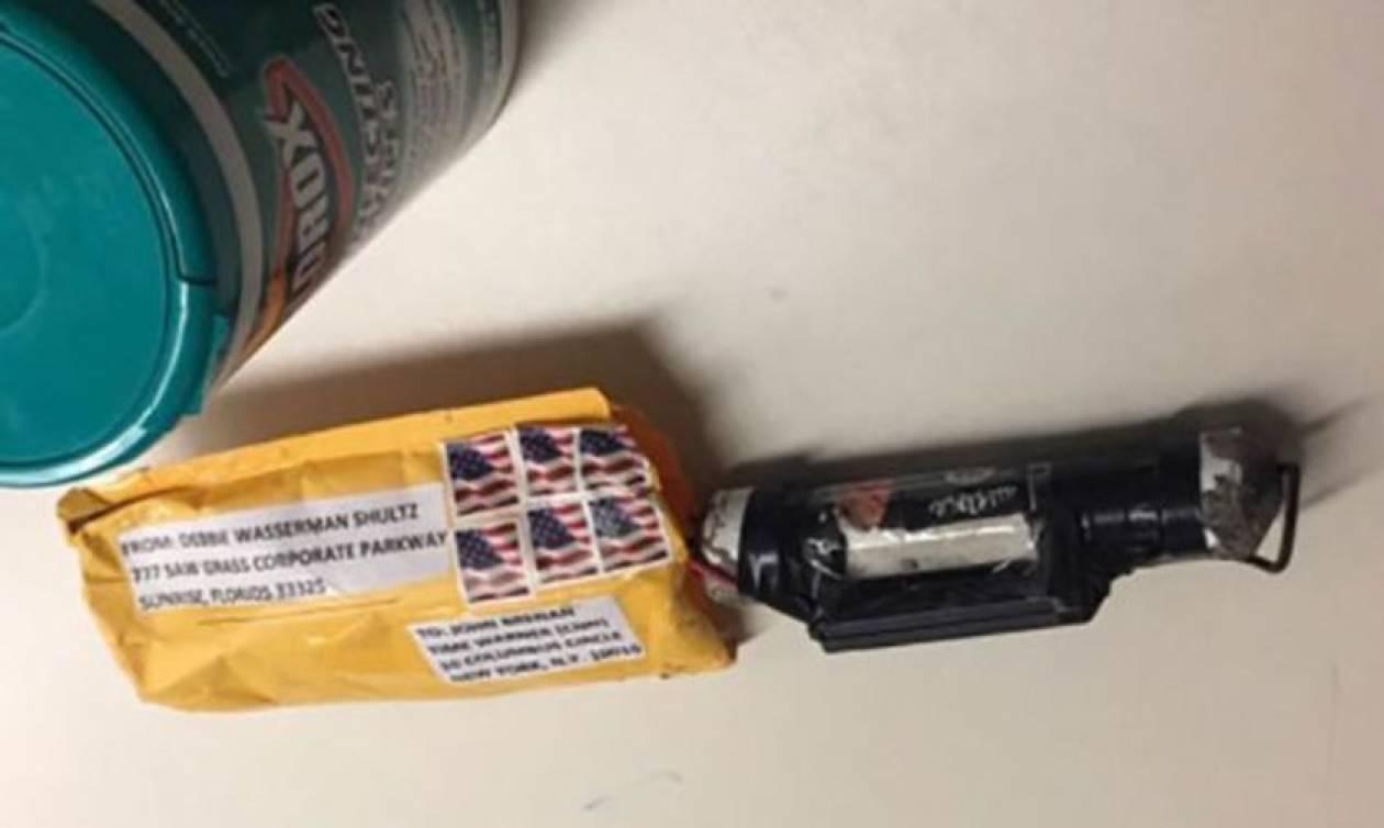 «Θύελλα» τρομο-πακέτων στις ΗΠΑ: Ομπάμα, Κλίντον και CNN ανάμεσα στους παραλήπτες (Pics+Vids)