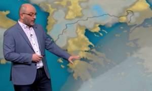 Πού θα βρέξει την 28η Οκτωβρίου; Η πρόγνωση του Σάκη Αρναούτογλου (Video)