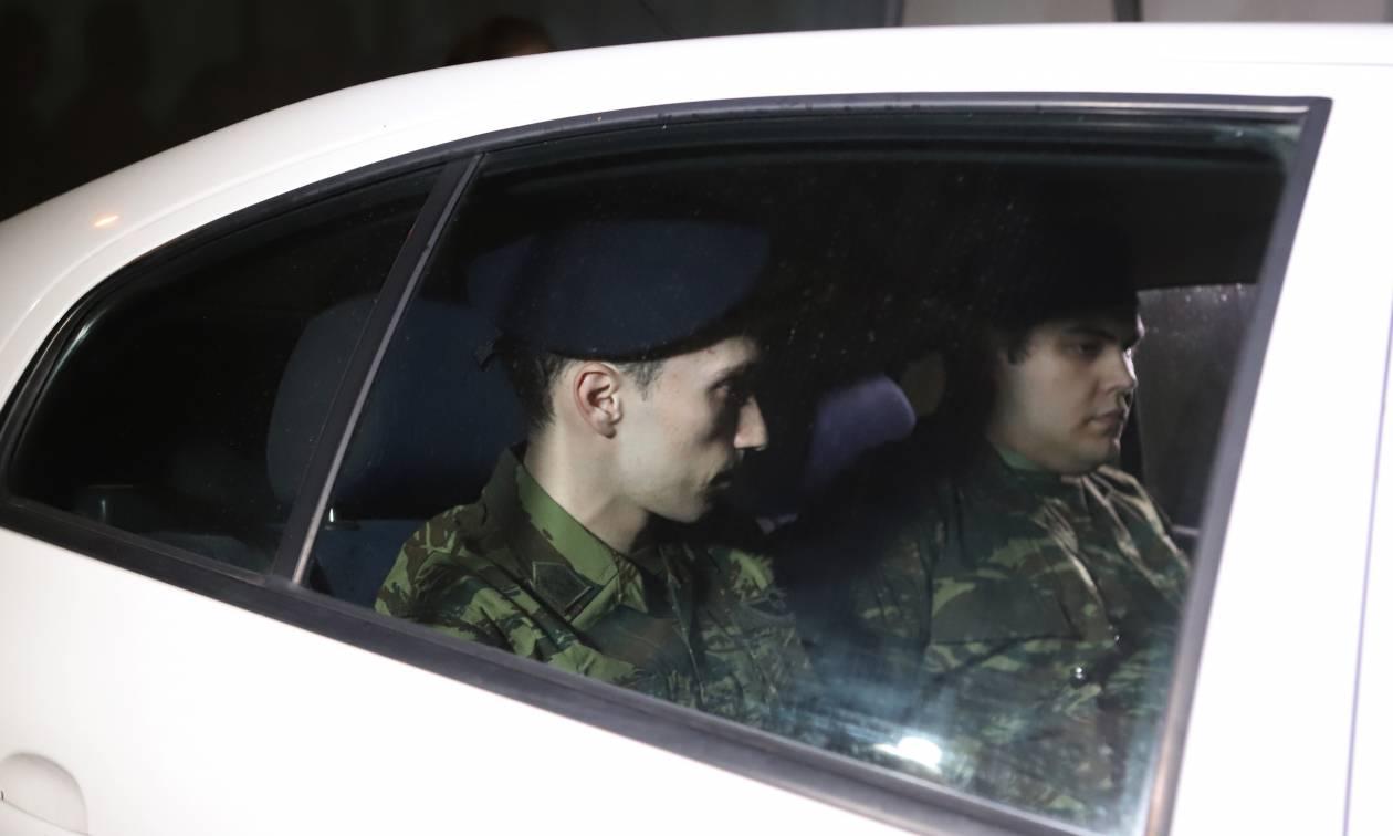 ΓΕΕΘΑ για Έλληνες στρατιωτικούς: Κανείς δεν έχει παραπεμφθεί στο στρατοδικείο ακόμα (vid+pics)