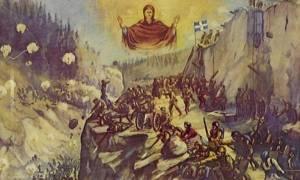 28 Οκτωβρίου 1940: Η εμφάνιση της Παναγίας στο ελληνοϊταλικό μέτωπο