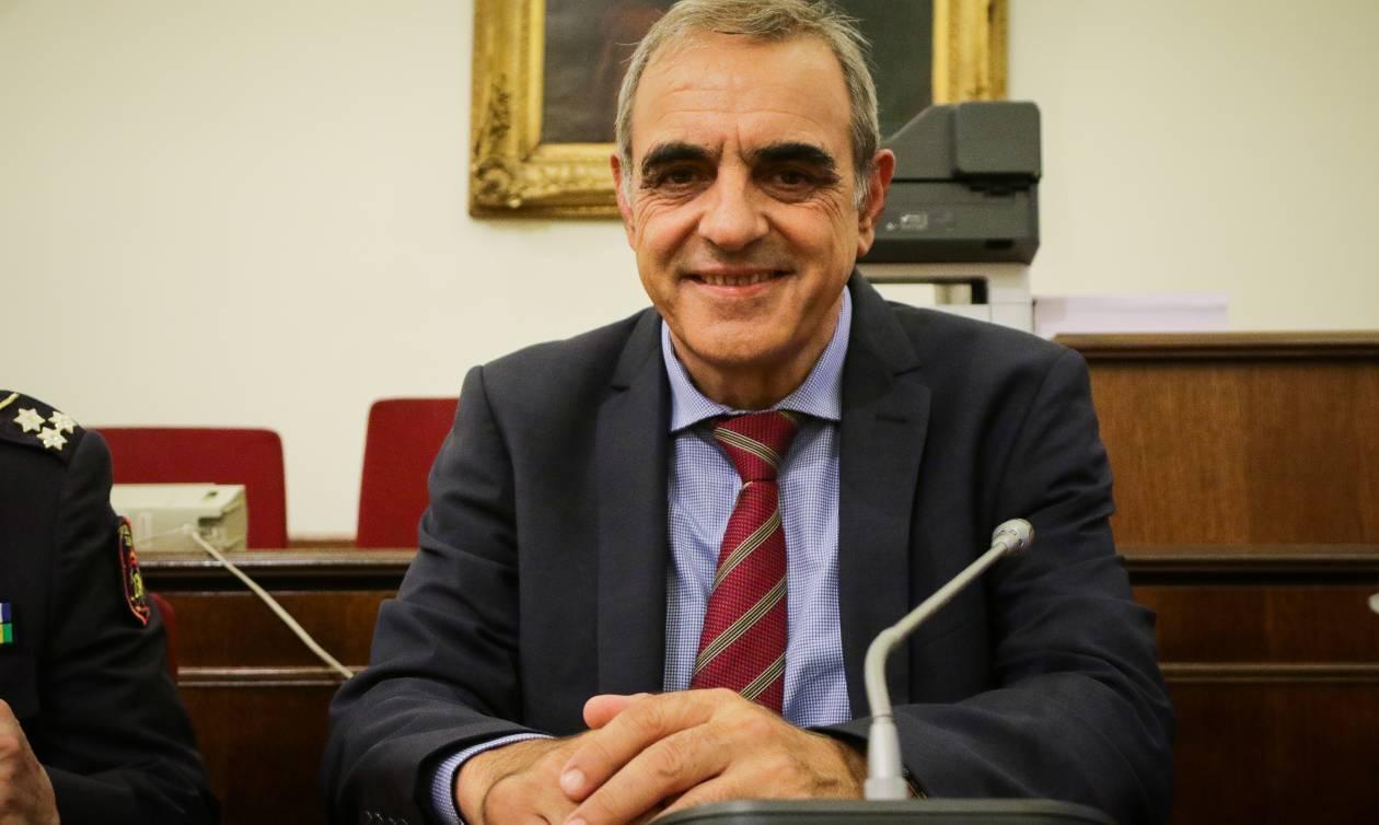 Υποψήφιος δήμαρχος Άνδρου ο τέως ΓΓ Πολιτικής Προστασίας Γ. Καπάκης