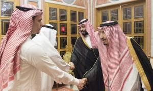 Επέτρεψαν στο γιο του Κασόγκι να φύγει από τη Σαουδική Αραβία