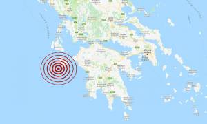 Σεισμός κοντά στη Ζάκυνθο - Αισθητός σε πολλές περιοχές (pics)