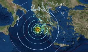 Σεισμός Ζάκυνθος: Τρόμος από τα 6,4 Ρίχτερ - Οι σεισμολόγοι περιμένουν ισχυρό μετασεισμό (pics&vid)