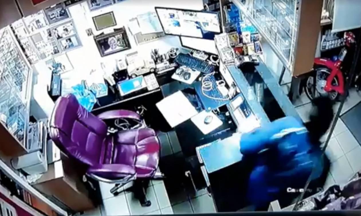 Σεισμός Ζάκυνθος: Βίντεο - ΣΟΚ από τη στιγμή που ο τρόμος «χτυπά» το νησί