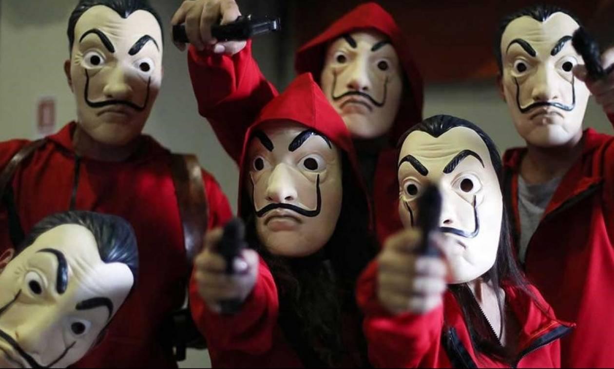 Πέντε λόγοι που περιμένουμε τη νέα σεζόν του La Casa De Papel